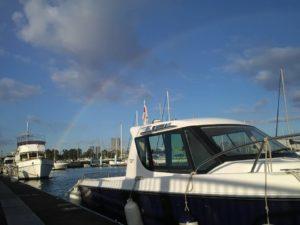 小型船舶免許 教習艇