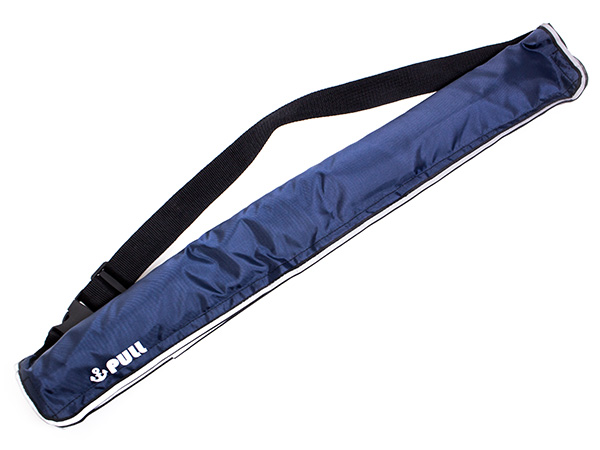 手動膨張式ライフジャケット(腰まき式)