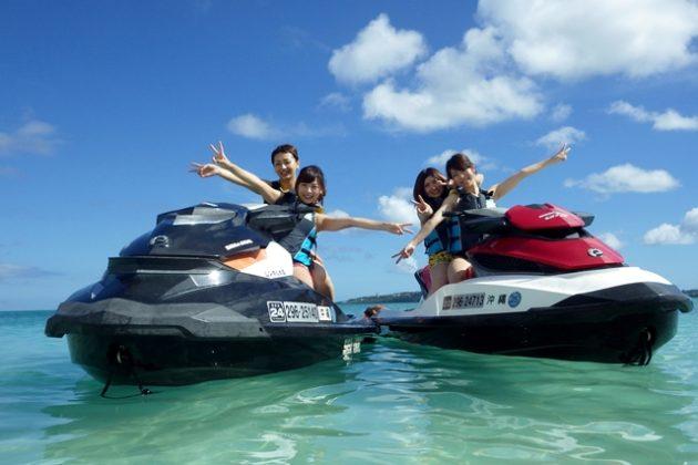 水上バイク 特殊小型船舶免許
