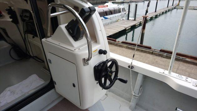 ヤマハFG35Ⅱ 二級小型船舶免許