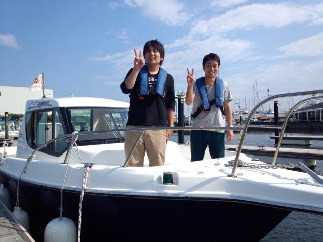 小型船舶免許 実技教習